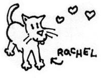 rachel the cat